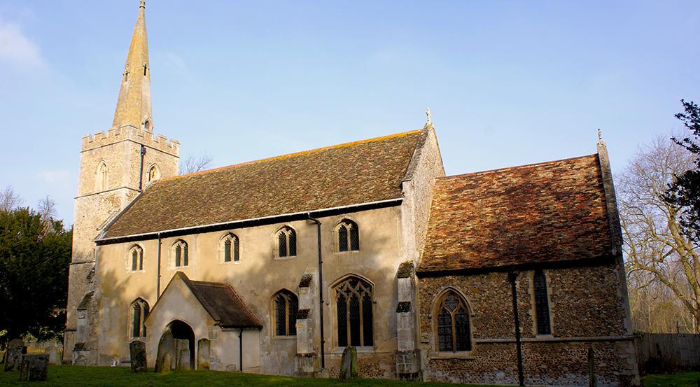 St Mary MagdaleneMadingley