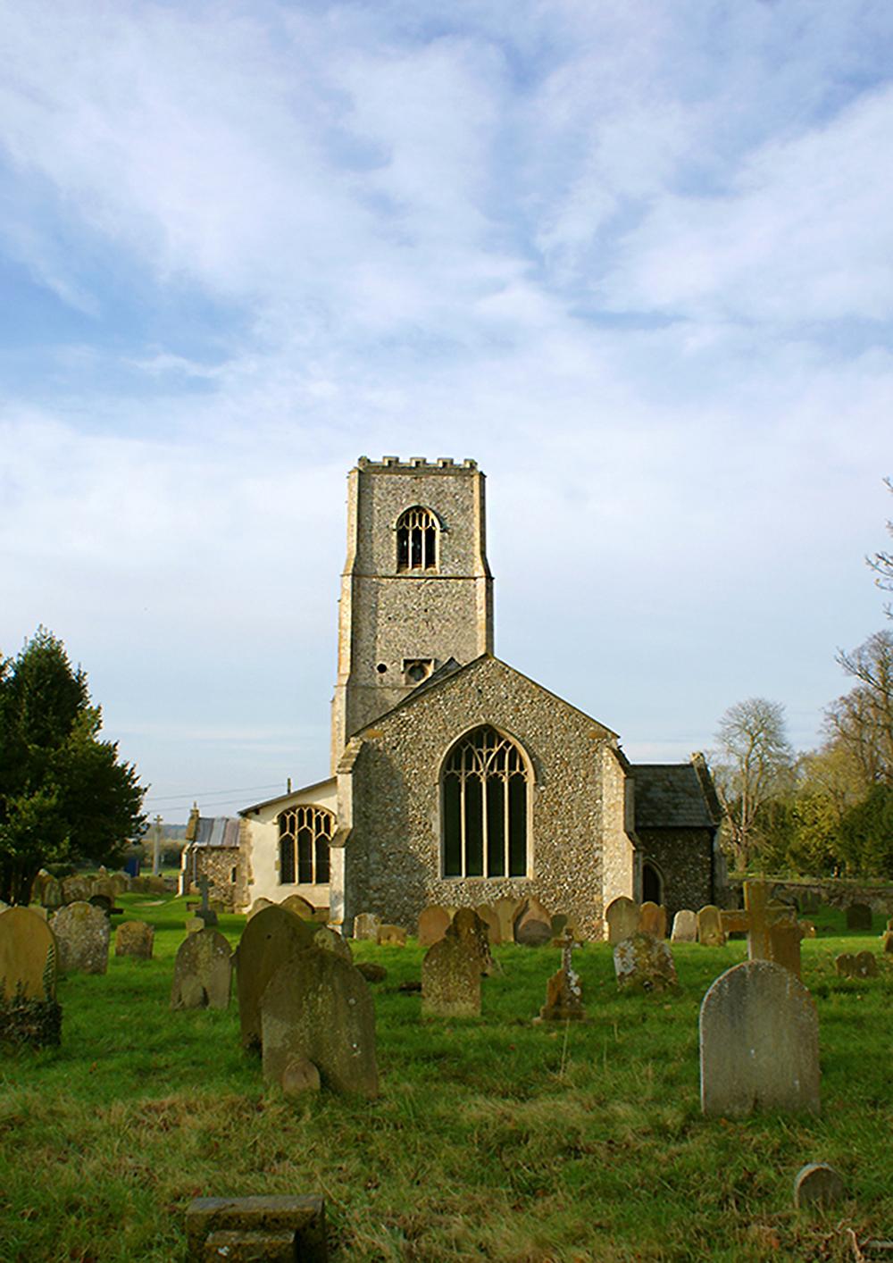 Holy TrinityMarham