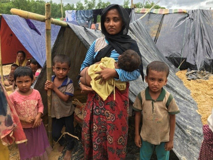 Christian Aid launches Rohingya Crisis Appeal  (Click to enlarge)