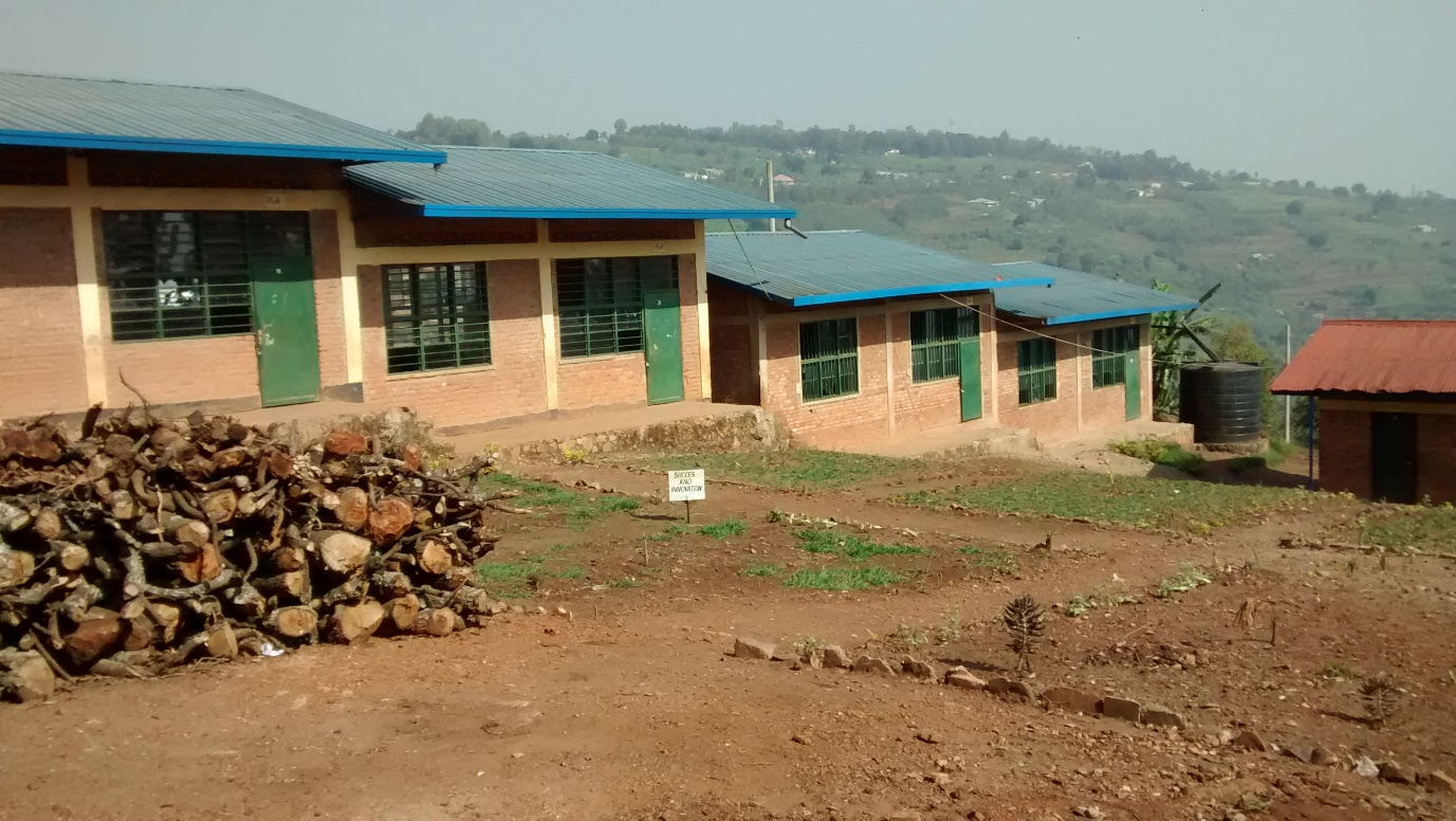 Helping train teachers in Kigali Diocese