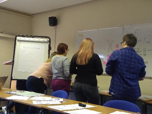 Level 3 Course in Youth Work Practice being delivered at Ridley Hall (Click to enlarge)