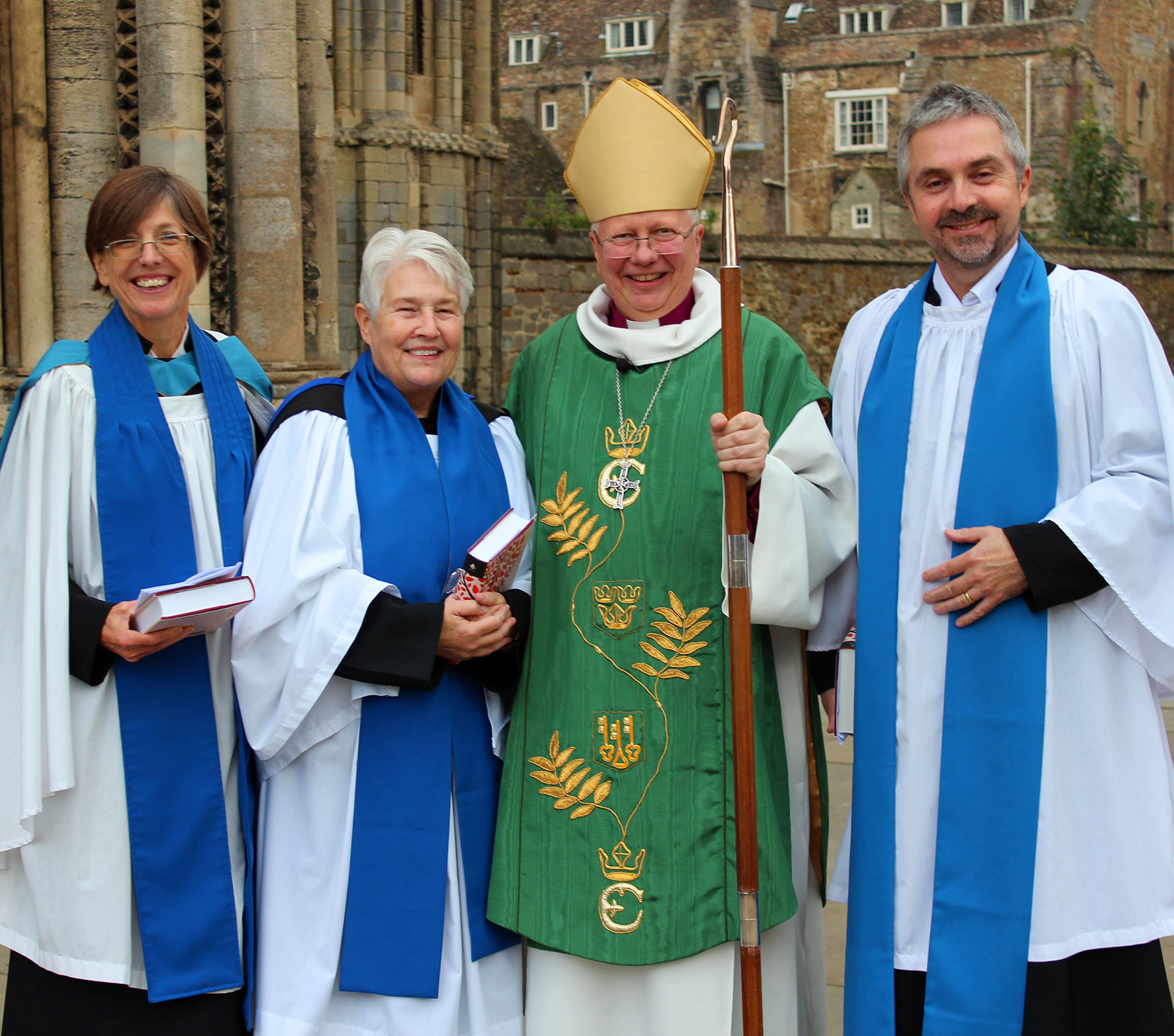 Bishop of Huntingdon sermon - Admission and Licensing Services for LLMs