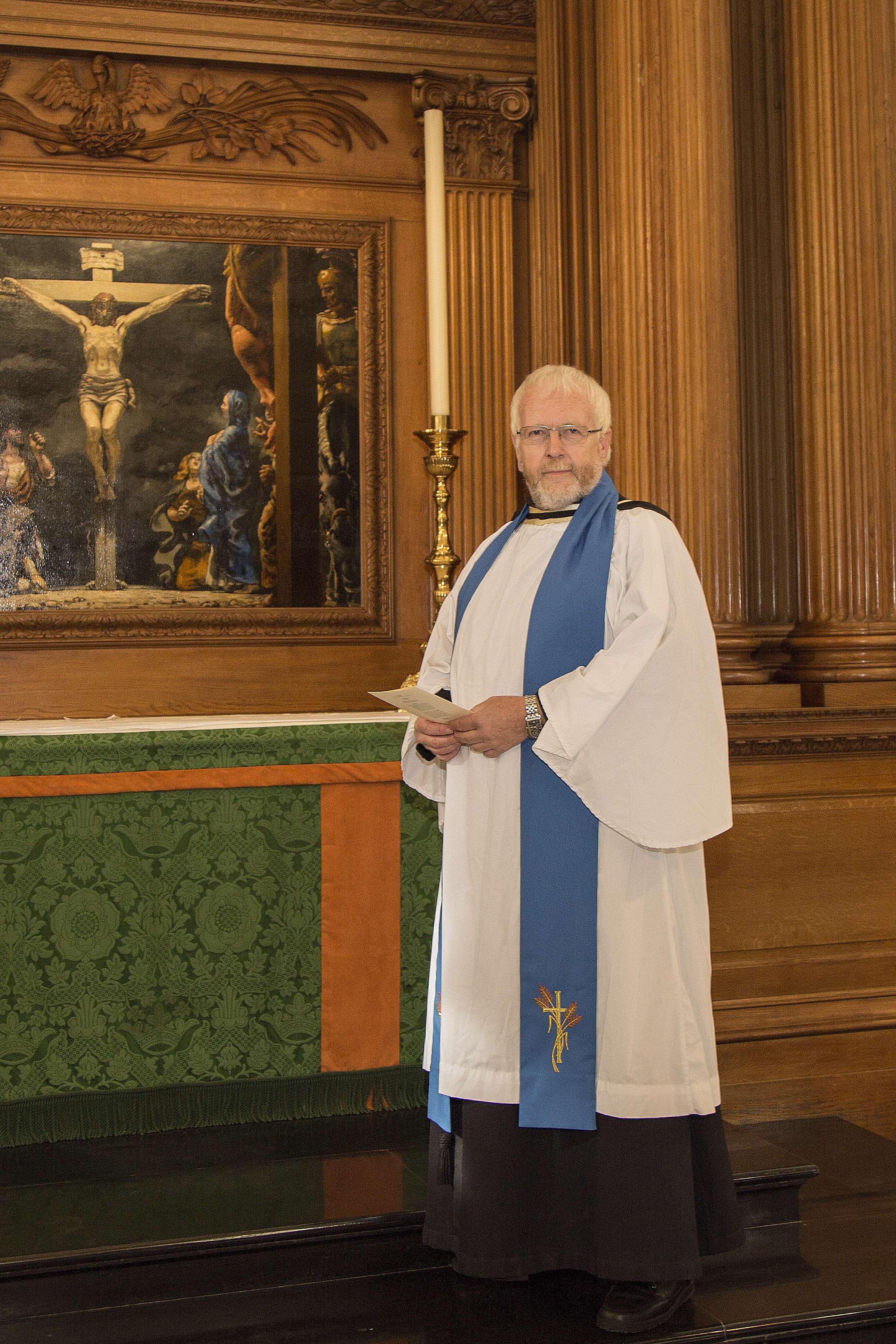 Geoff Dodgson appointed honorary chaplain to British Guild of Agricultural Journalists