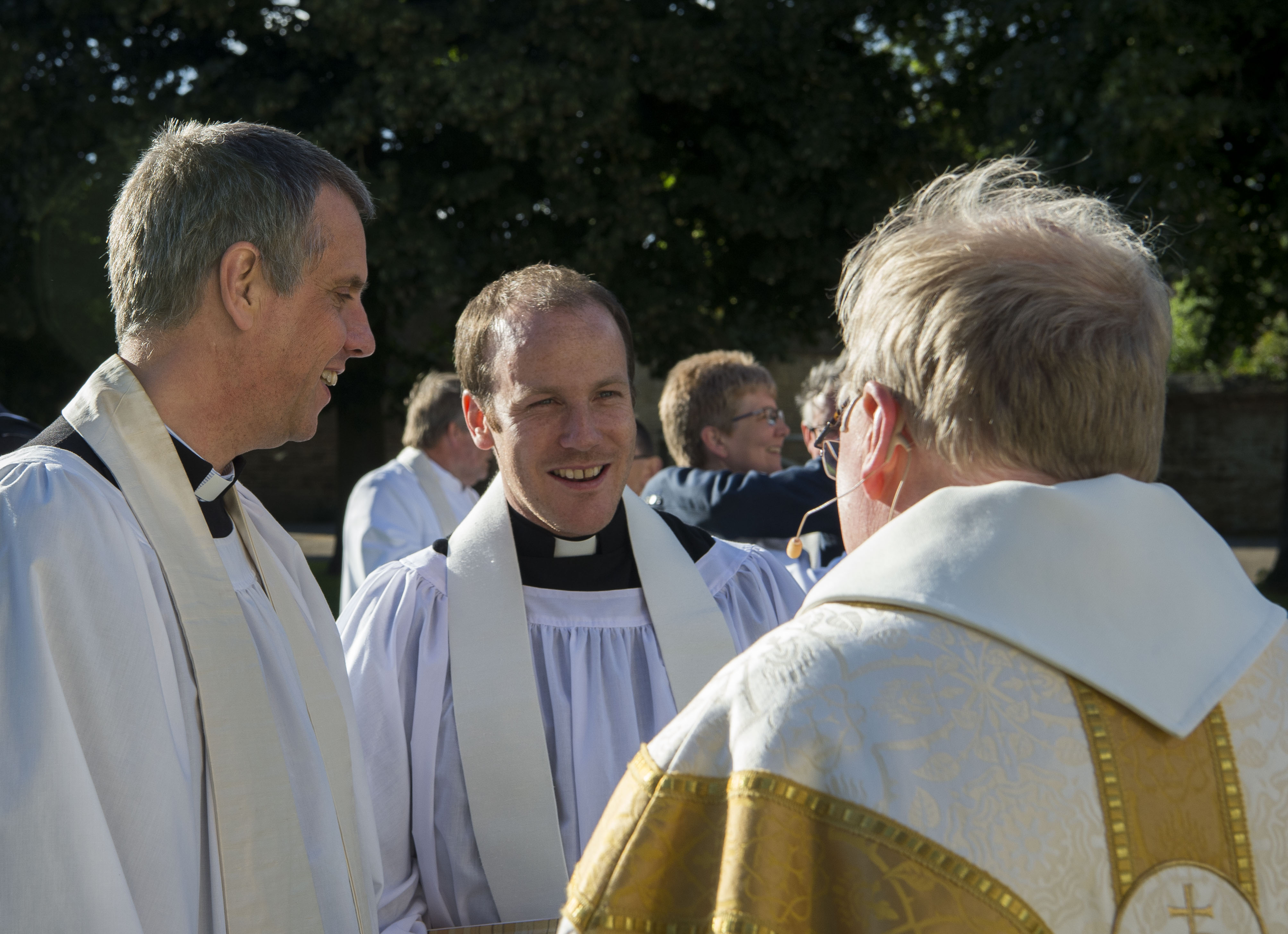Eleven priests ordained in Ely at Petertide
