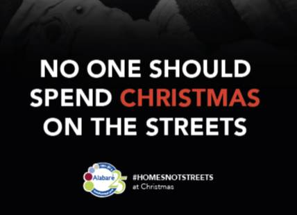 No One Should Spend Christmas on the Streets