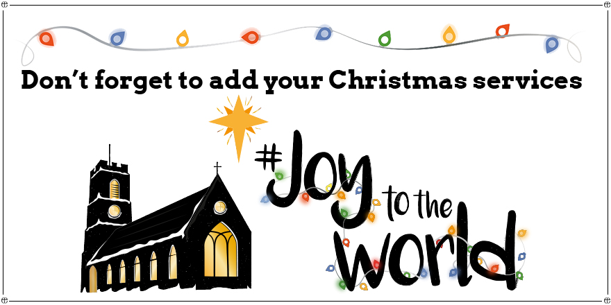 A Christmas Near You - A Church of England Initiative