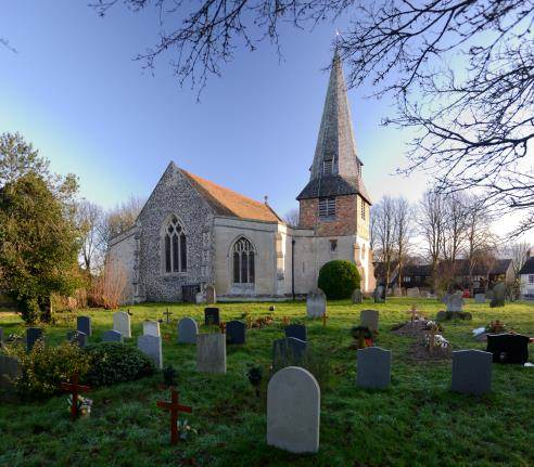 Christmas funding boost for St Peter and St Paul, Steeple Morden