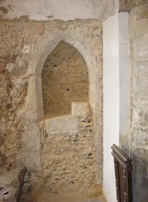 Stranger than fiction – the mediaeval toilet door