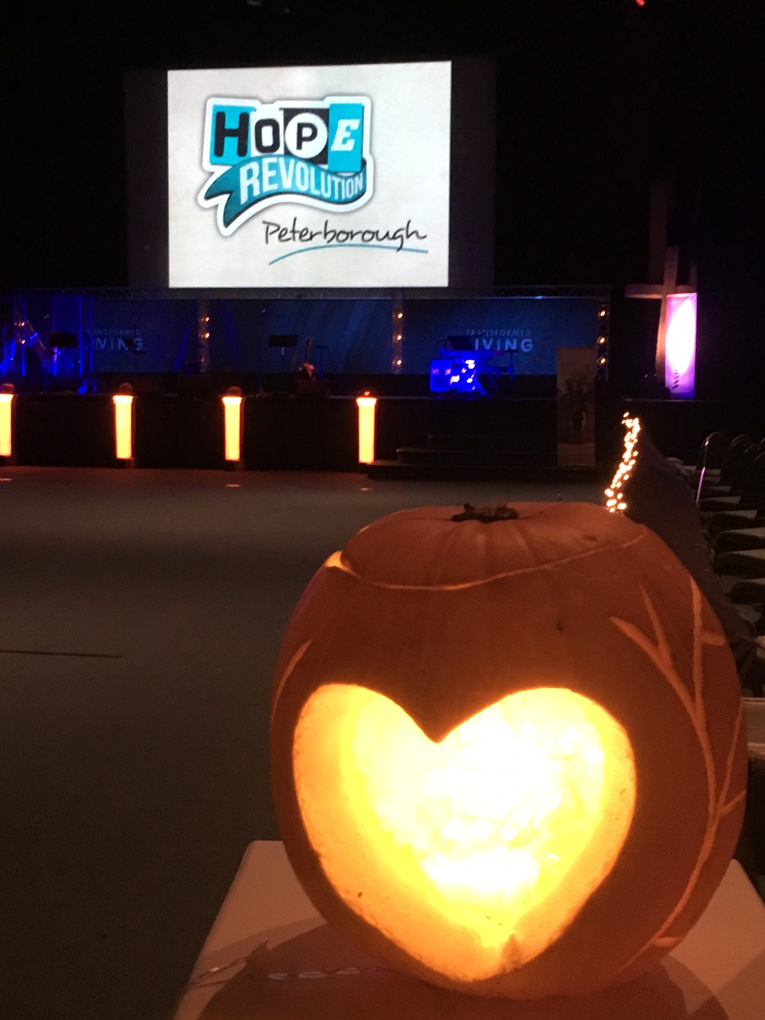Carve a Heart proves huge success