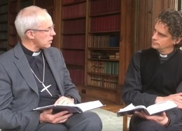Archbishop of Canterbury hosts live Bible study on Facebook