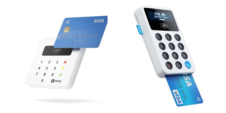 Contactless Card Readers (Click to enlarge)
